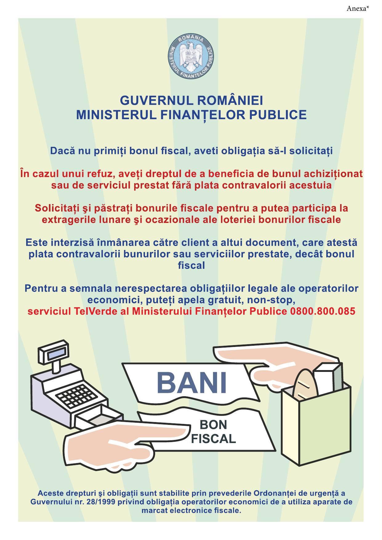 REGISTRUL DE BANI PERSONALI - Excelcont -